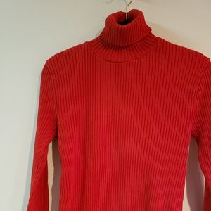 NY & CO Sweater turtleneck stretches
